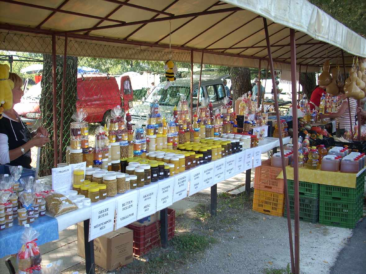 Siofok Markt